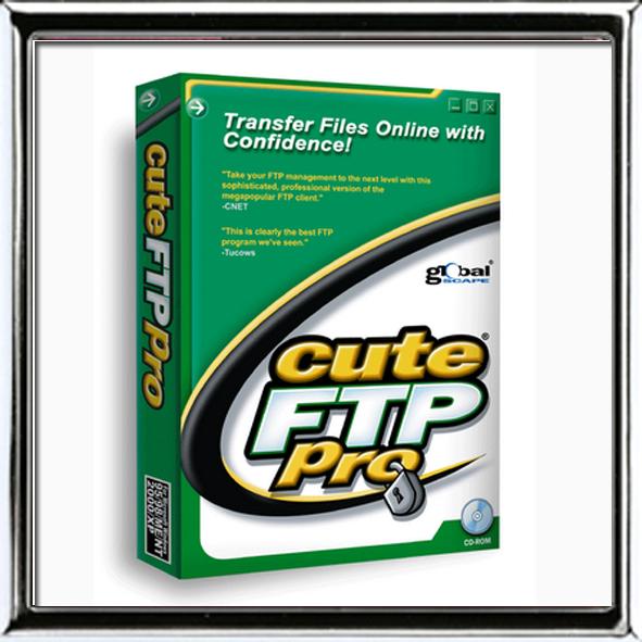 CuteFTP Professional - непревзойденный FTP-клиент для безопасной и